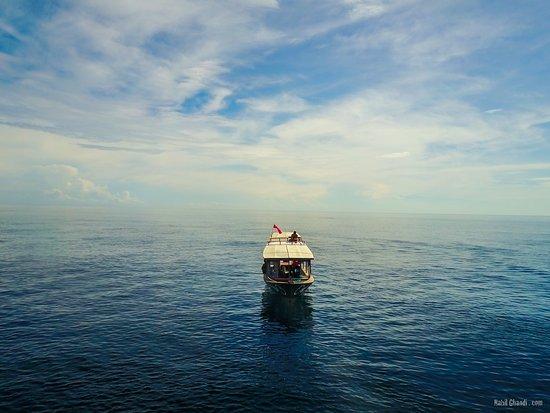 Gili Air, Indonesien: Scenery