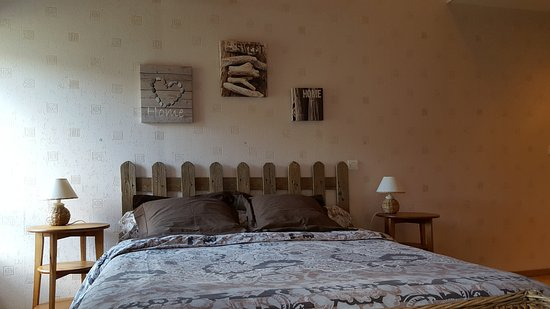 Mosles, France : chambre double