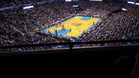 Chesapeake Energy Arena Photo