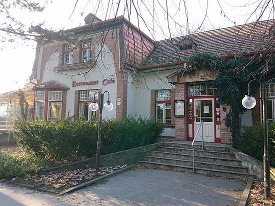 Pieszczany, Słowacja: Elizabeth Cafe