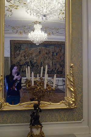 Mir, เบลารุส: Замковй зал