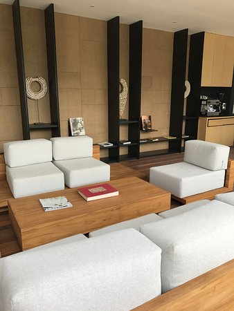 Origin Ubud The Living Room Offers A Social Space To Engage And Experience Neighborhood