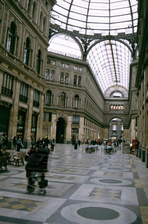 Photo of Monument / Landmark Galleria Umberto I at Via San Carlo, Naples, Italy