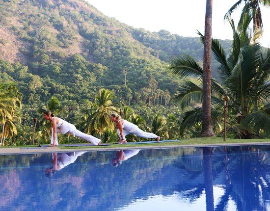 Melsiripura, Sri Lanka : A beautiful place to practice yoga and meditation in peaceful surroundings