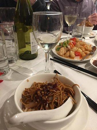 macau: fried noodles