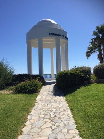 Robinson Club Daidalos: Aussichtsplattform