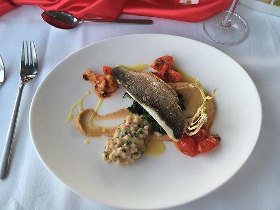 Robinson Club Daidalos: Essen in der Taverne