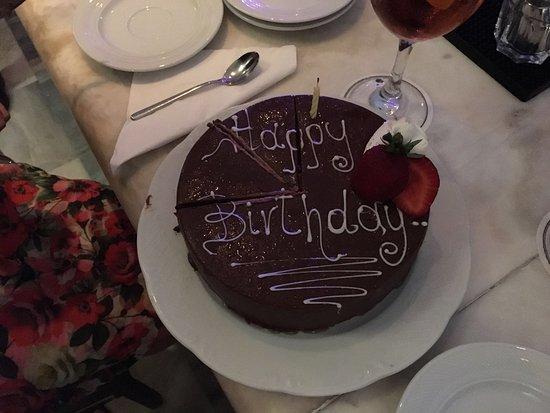 Robinson Club Daidalos: Geburtstagskuchen für meinen Schatz