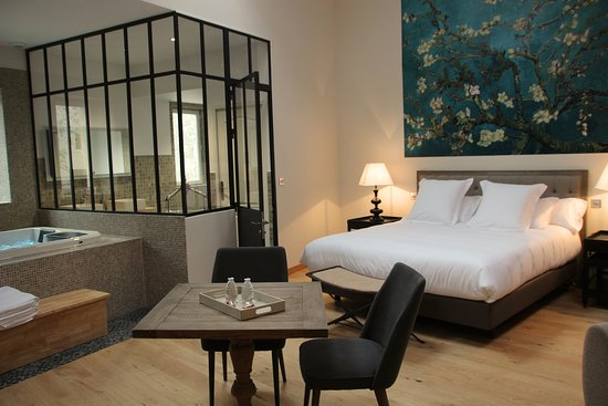 chambre d 39 hotes les varietes saint remy de provence frankrijk foto 39 s reviews en. Black Bedroom Furniture Sets. Home Design Ideas