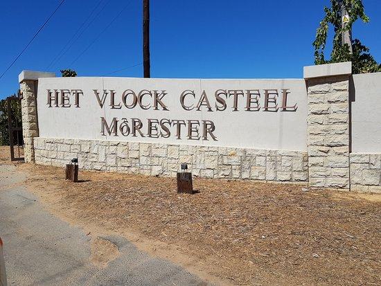 Riebeek Kasteel, South Africa: Ht Vlock