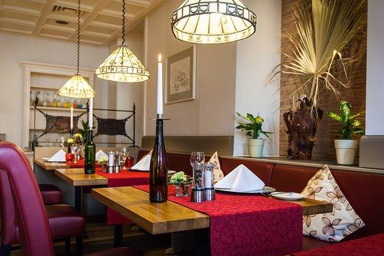 hotel deutscher hof restaurant trier restaurantbeoordelingen tripadvisor. Black Bedroom Furniture Sets. Home Design Ideas