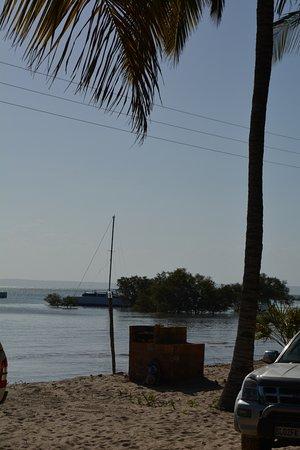 Inhambane, Mosambik: Barbeque/braai