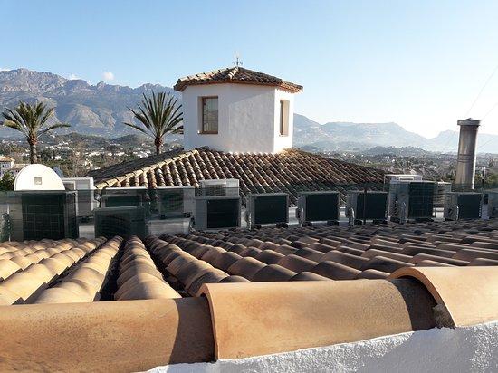 Hotel Tossal d'Altea: 20170317_085048_large.jpg