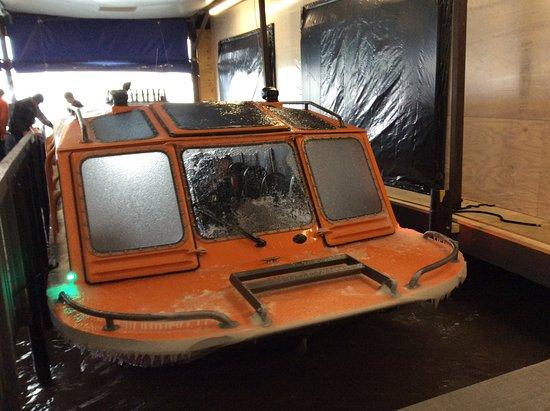 Youngstown, Estado de Nueva York: The jet boat