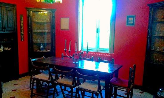 Nebbiuno, Italy: Dining Room