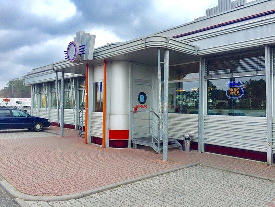 Schwabach, Germany: Burgerrestaurant an der A6