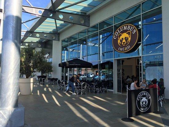 Columbus Cafe & Co: Photo extérieur