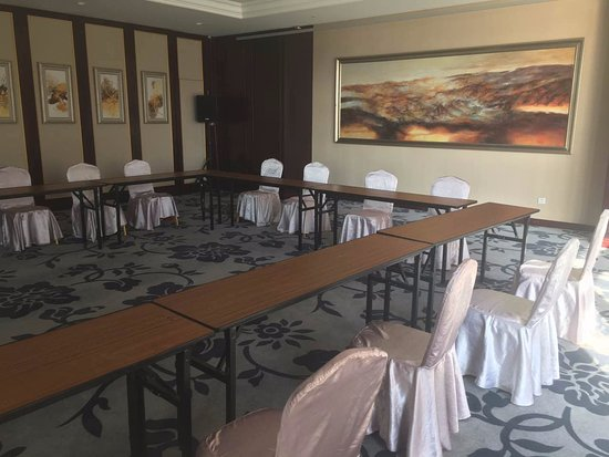 Hubin International Hotel Taiyuan Shanxi International Conference Center