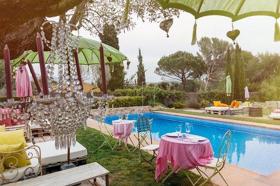 Regencos, Spania: jardin