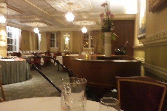 Stranraer, UK: dining area ,