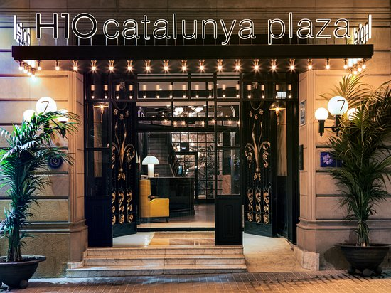H10 catalunya plaza 155 2 0 2 updated 2018 prices for Hotel plaza barcelona