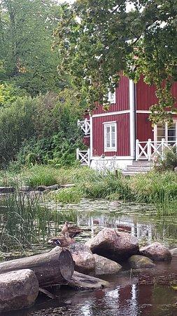 Norrtalje, Svezia: norrtäljeån