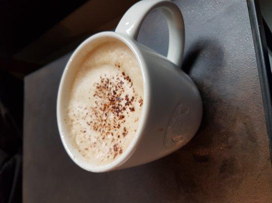 Fraddon, UK: Lovely Latte