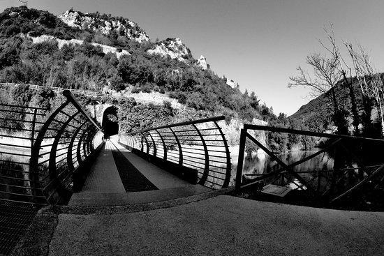 Narni, Italy: Ponte sul fiume Nera