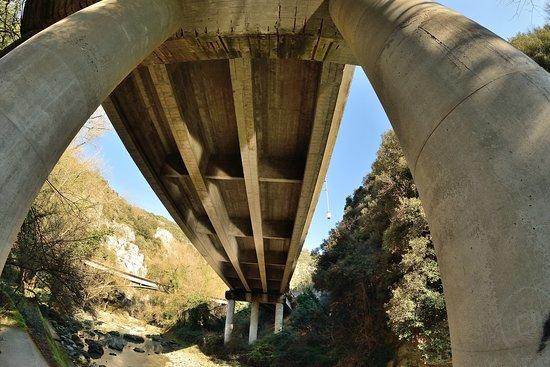 Narni, Italy: I ponti del fiume Nera