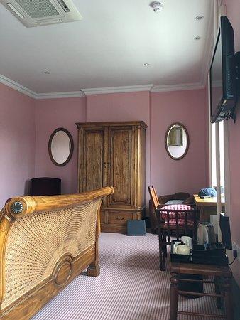 Staddlebridge, UK: Tontine room