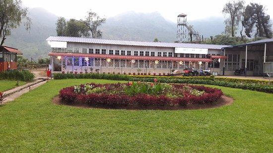 Devikulam, Ινδία: Plantation Museum at Lockhart Tea Factory