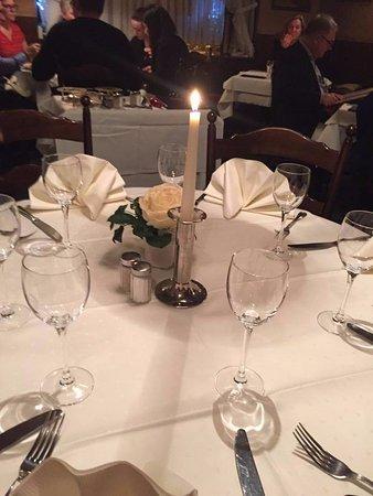 Marjellchen: dinner table decoration