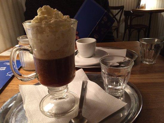 Zeppelin Cafe and Souvenirs: caffè