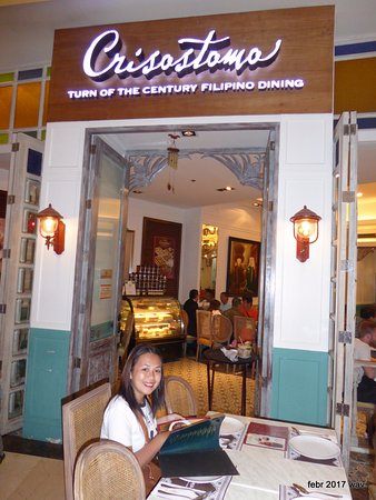 Photo of Filipino Restaurant Crisostomo at 2nd Floor, Newport Mall, Pasay, Philippines