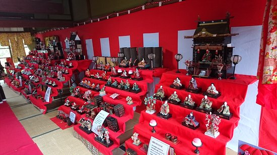 Owase, Japan: 3月の雛祭り!