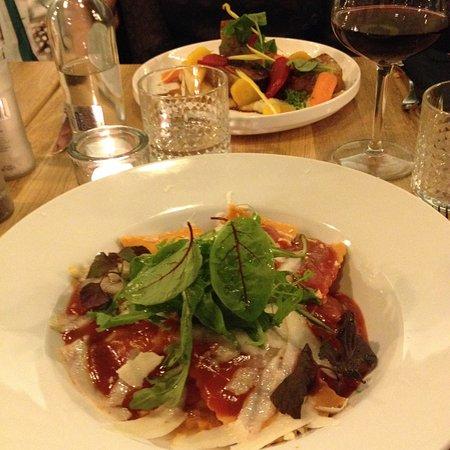 """Mortsel, Βέλγιο: Ravioli """" Cosy Kitchen """""""