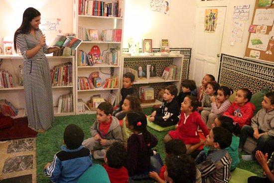 Medina Children's Library