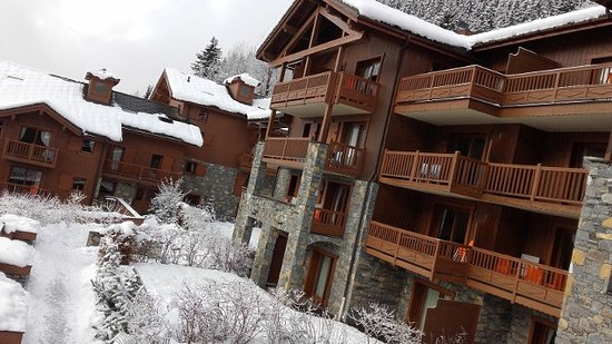 Cgh r sidences spas les alpages de champagny champagny for Appart hotel tarif au mois