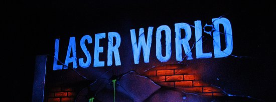 Laser World - Laser tag