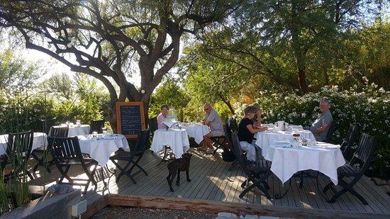 Prince Albert, Sør-Afrika: Breakfast to die for!