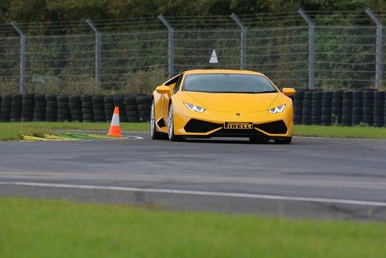 Lamborghini Driving Experiences At Croft Circuit