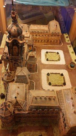 Marcipán Múzeum - marcipánové výrobky - Castle Keszthely