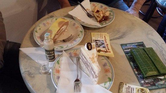 Keszthely, Ungarn: Marcipán Múzeum - marcipánová kavárna a cukrárna