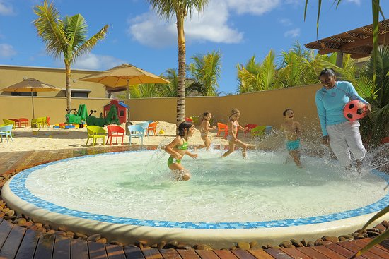 Trou aux Biches Beachcomber Golf Resort & Spa: Kids club