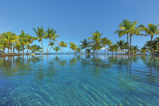Trou aux Biches Beachcomber Golf Resort & Spa: Pool