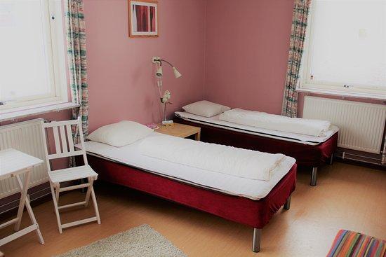 Hallefors, Sweden: Family room