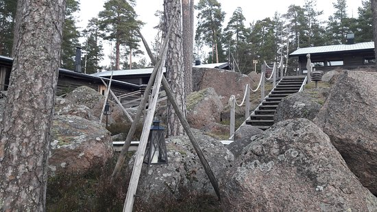 Kotka, Finland: Santalahti Holiday Resort