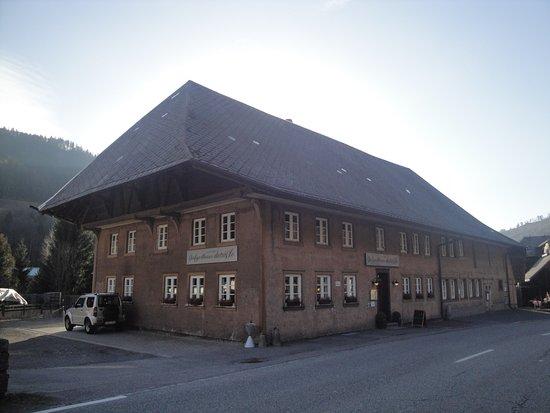 Todtnau, Tyskland: Aussenansicht