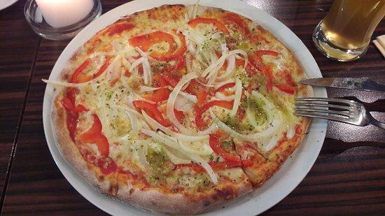 Erkelenz, Niemcy: Pizza Vesuvio