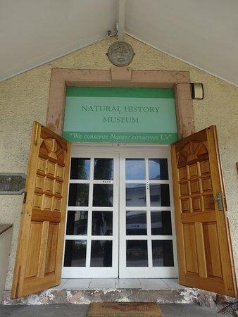 Seychelles Natural History Museum: Entrée du musée
